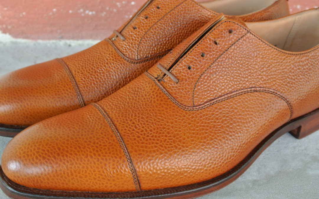 Christian Boehne Oxford x Crockett & Jones