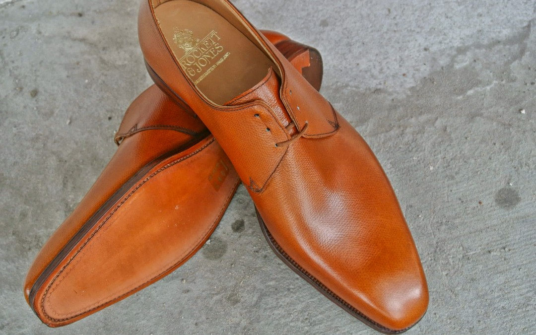 Christian Boehne Derby x Crockett & Jones