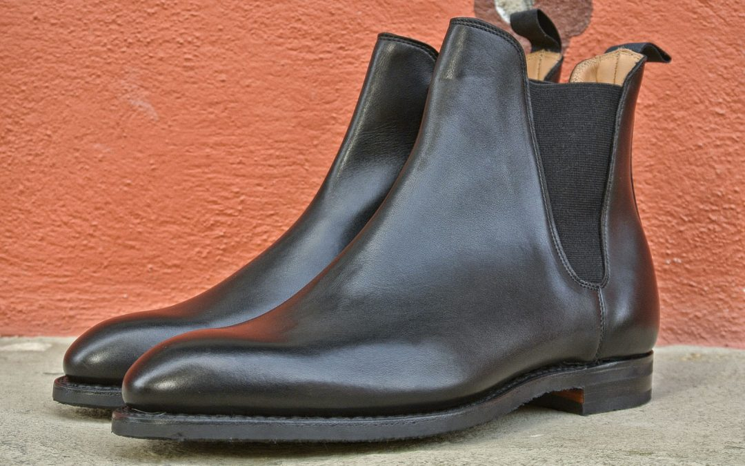 Christian Boehne LADIES Chelsea Boot x Crockett & Jones