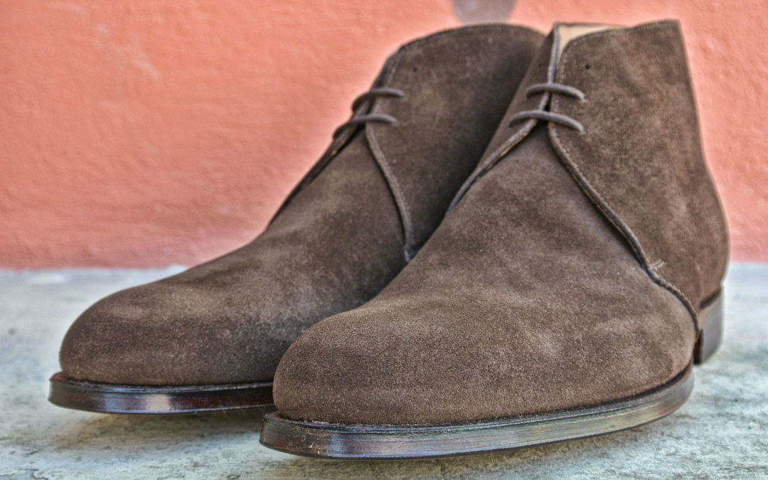 Christian Boehne Re Stock Chukka Boot Own Serie II X Crockett & Jones