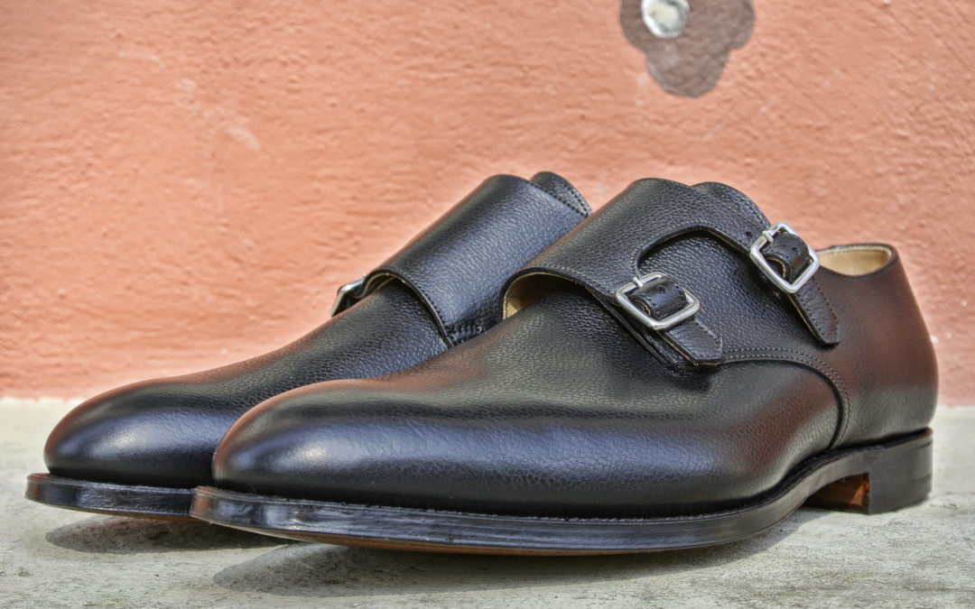 Christian Boehne Double Monk x Crockett & Jones
