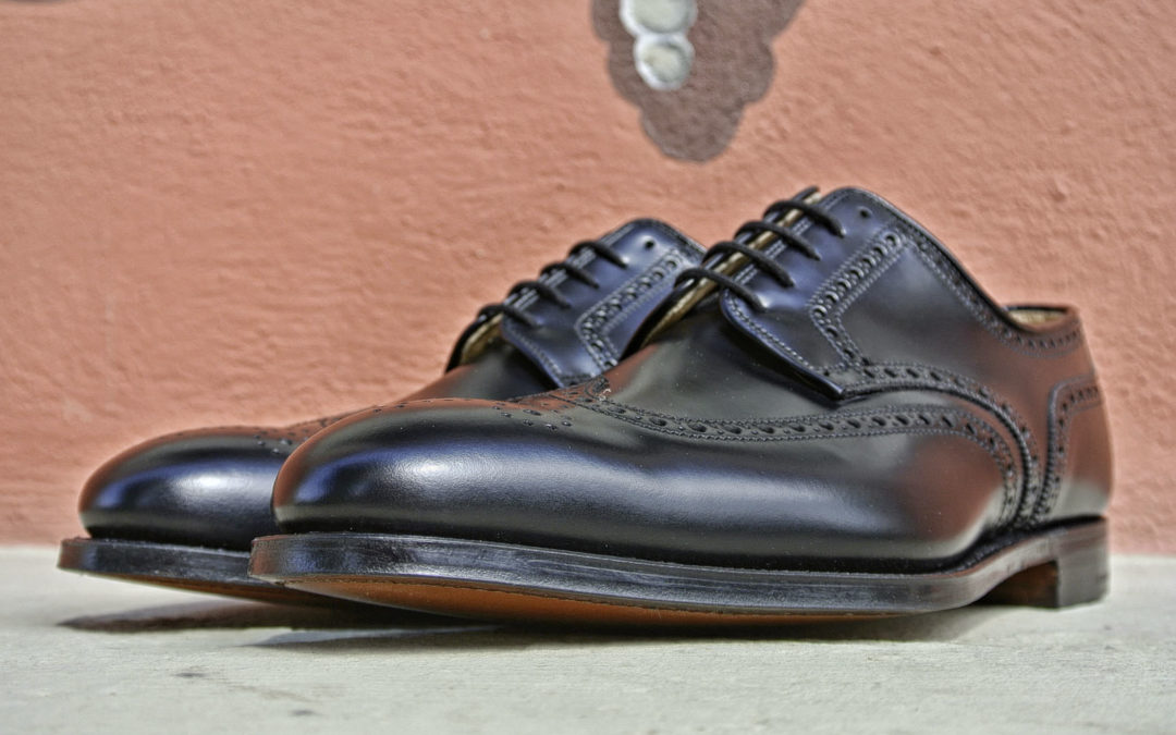 Christian Boehne Derby Brogue Edition II x Crockett & Jones – Jubiläumsmodell IV