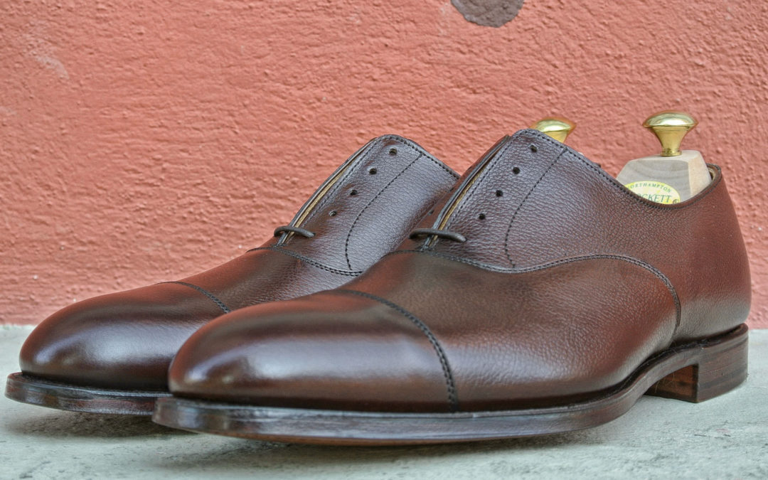 Christian Boehne Oxford x Crockett & Jones Jubiläumsmodell VI