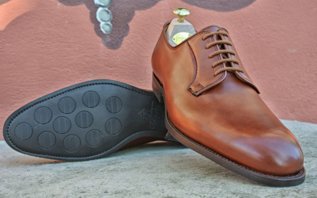 Christian Boehne Derby x Crockett & Jones Jubiläumsmodell VII