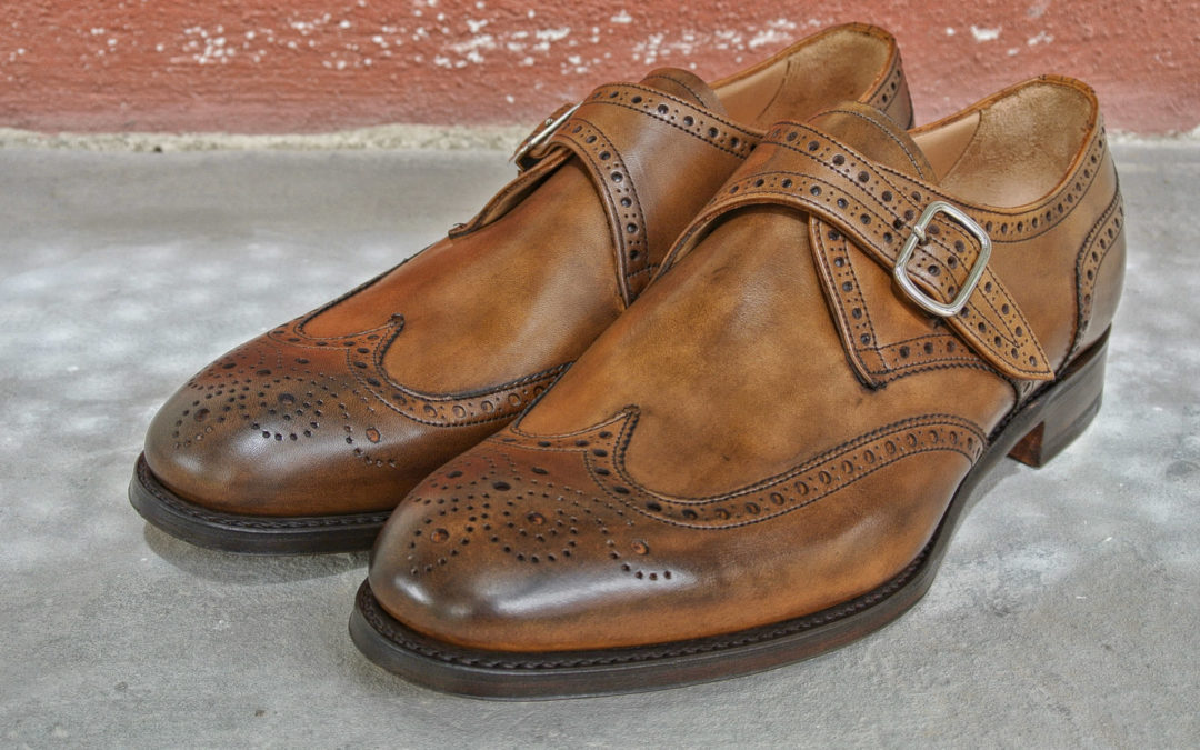 Christian Boehne Brogue Monk X Cheaney