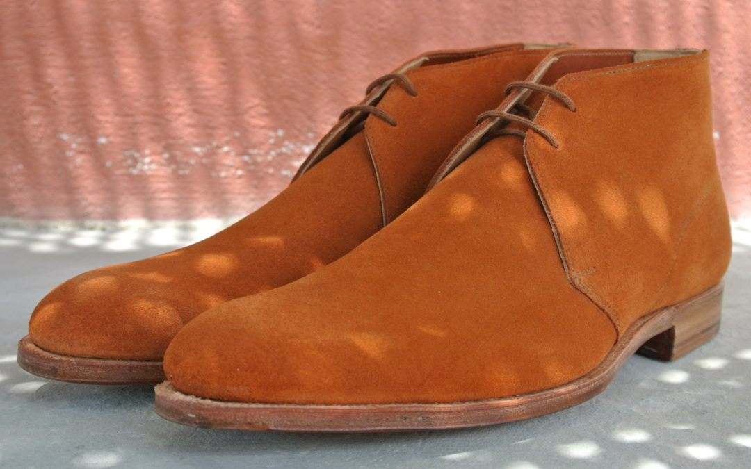 Christian Boehne Chukka Boot X Crockett & Jones
