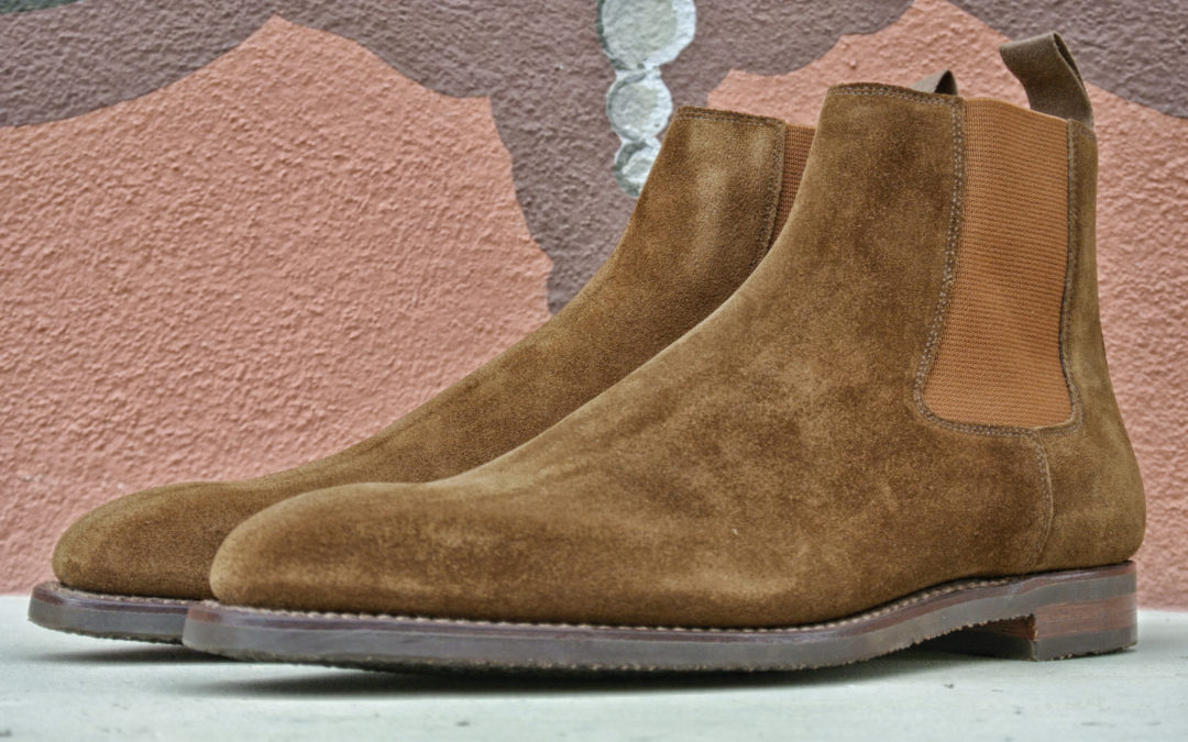 Christian Boehne Chelsea Boot X Crockett & Jones