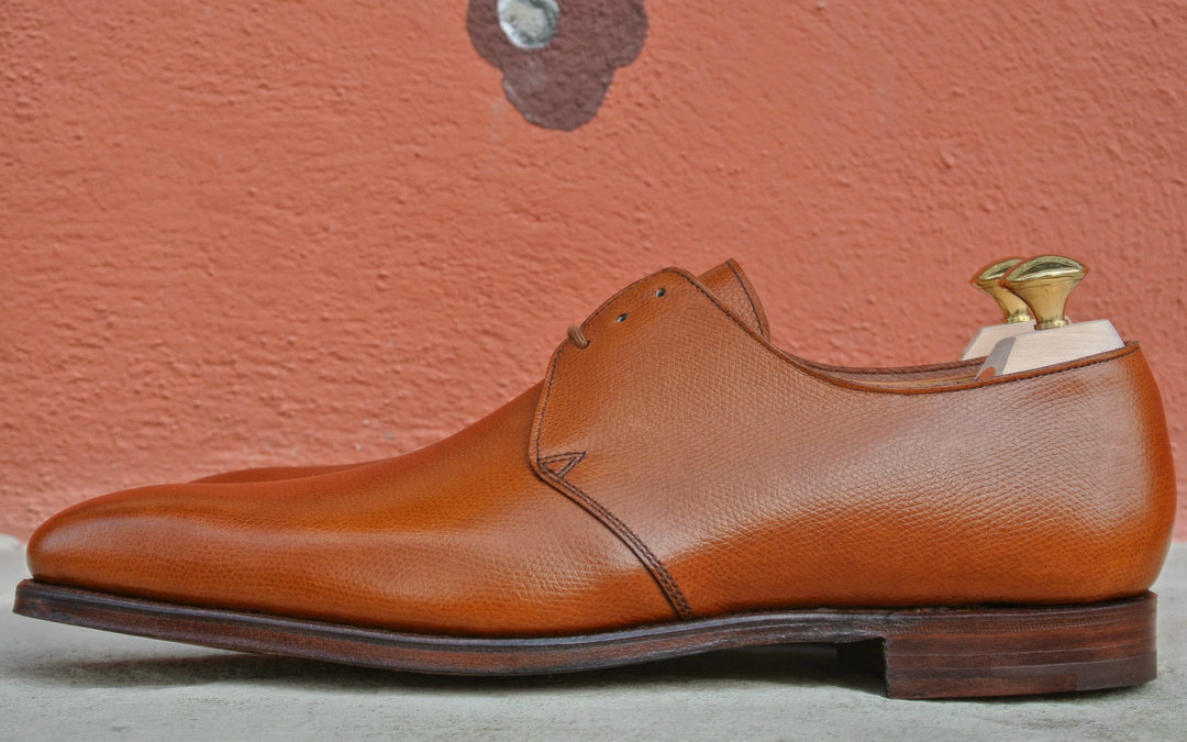 Christian Boehne Edition II Derby X Crockett & Jones