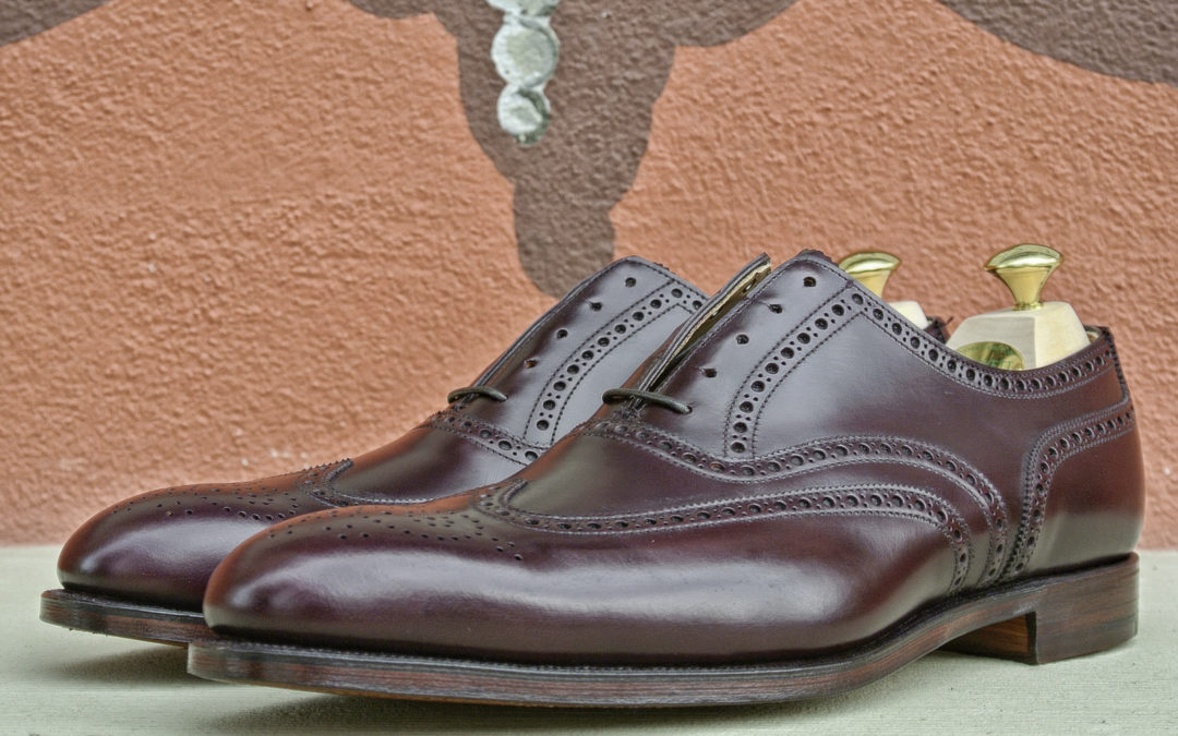 Full Brogue by Crockett & Jones x Christian Boehne