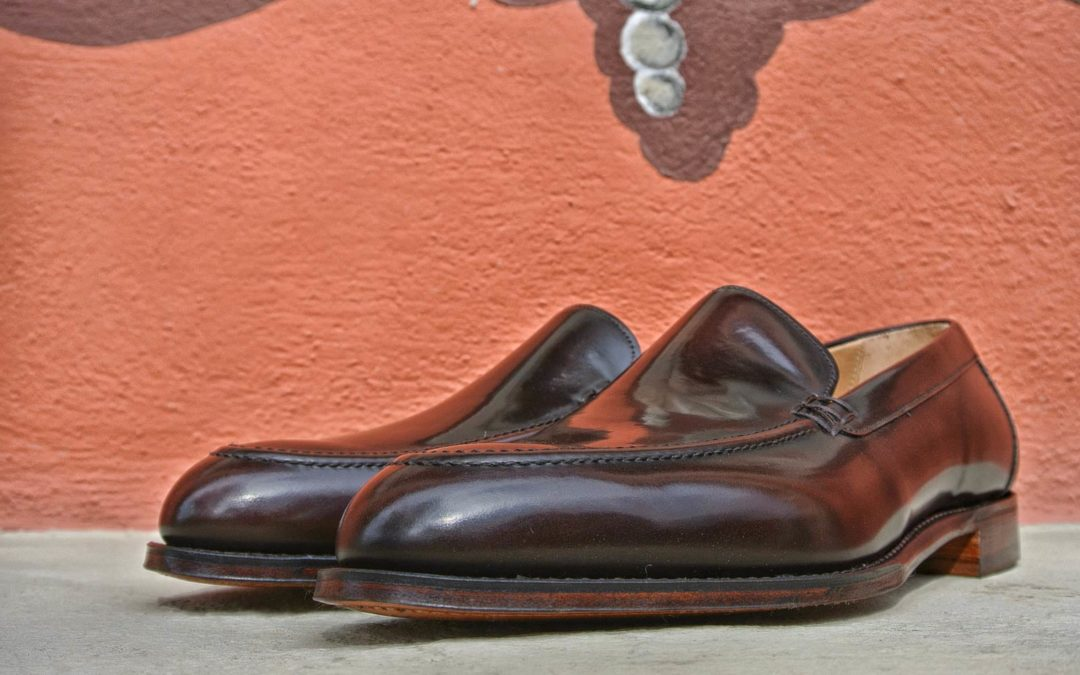 Christian Boehne Loafer X Cheaney