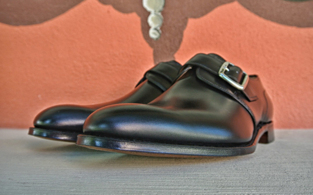 Christian Boehne Monk Shoe X Cheaney