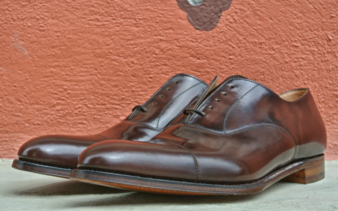 Christian Boehne Oxford X Cheaney