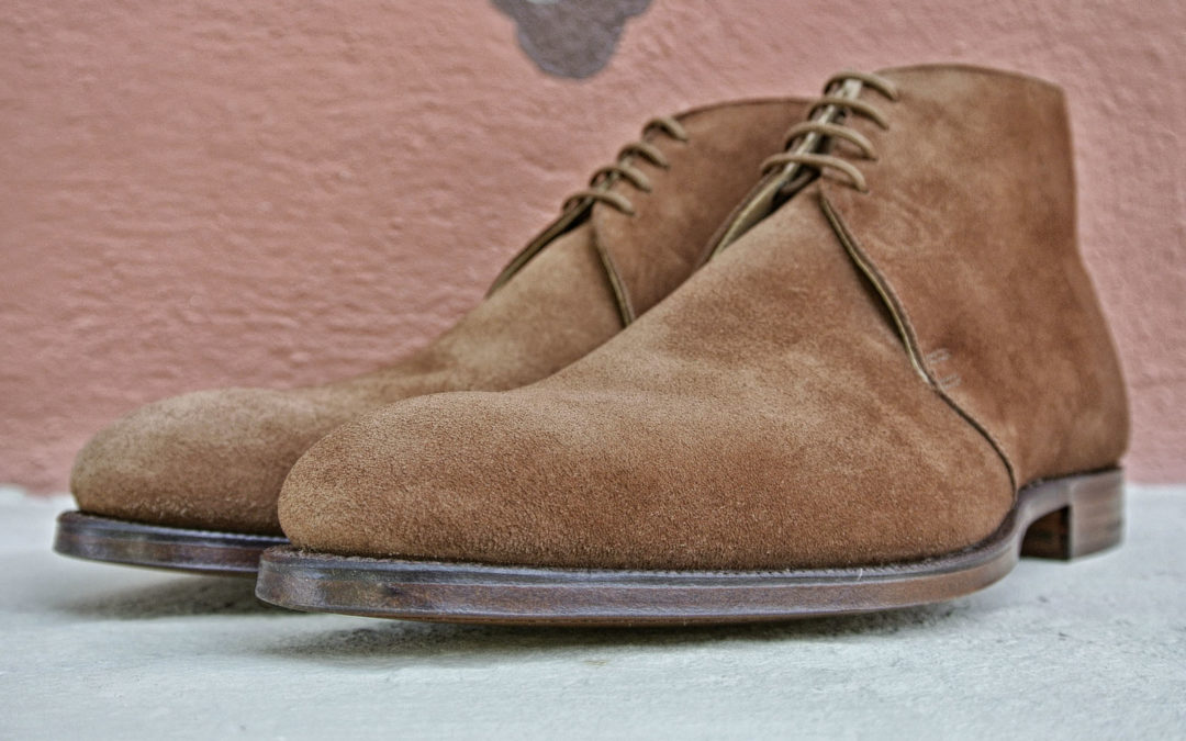 Christian Boehne Chukka Boot X Crockett & Jones Re Stock Edition II