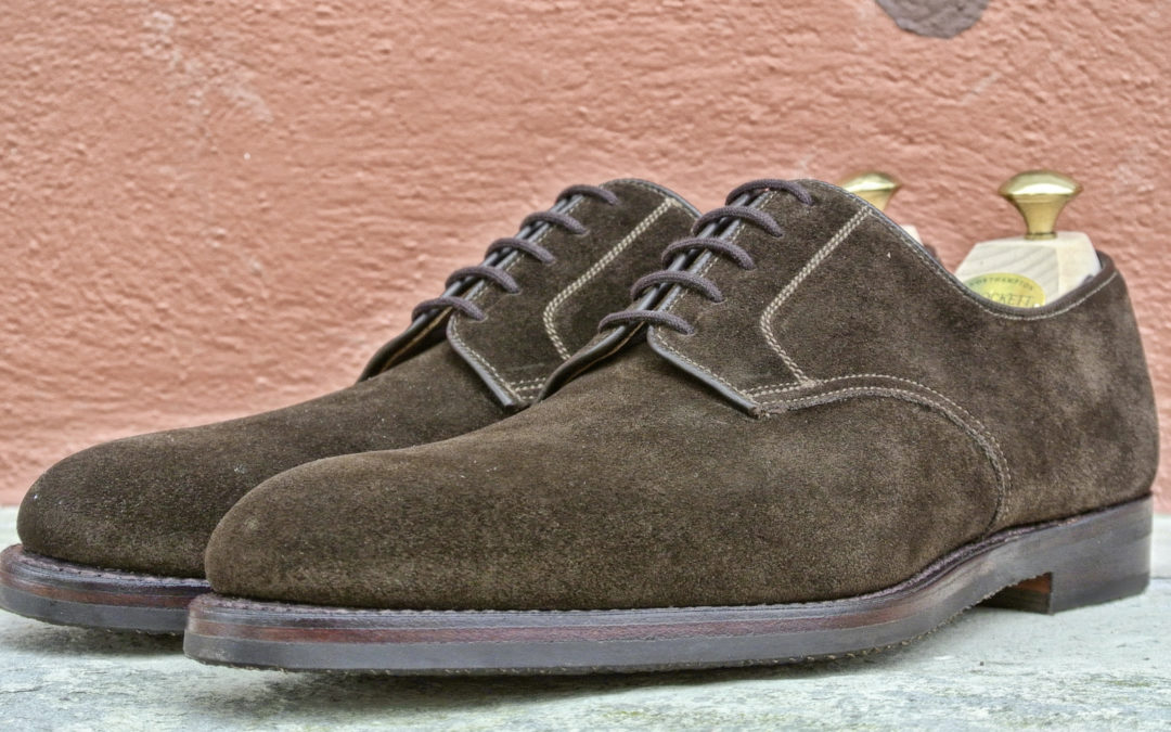 Christian Boehne Own Series Derby X Crockett & Jones