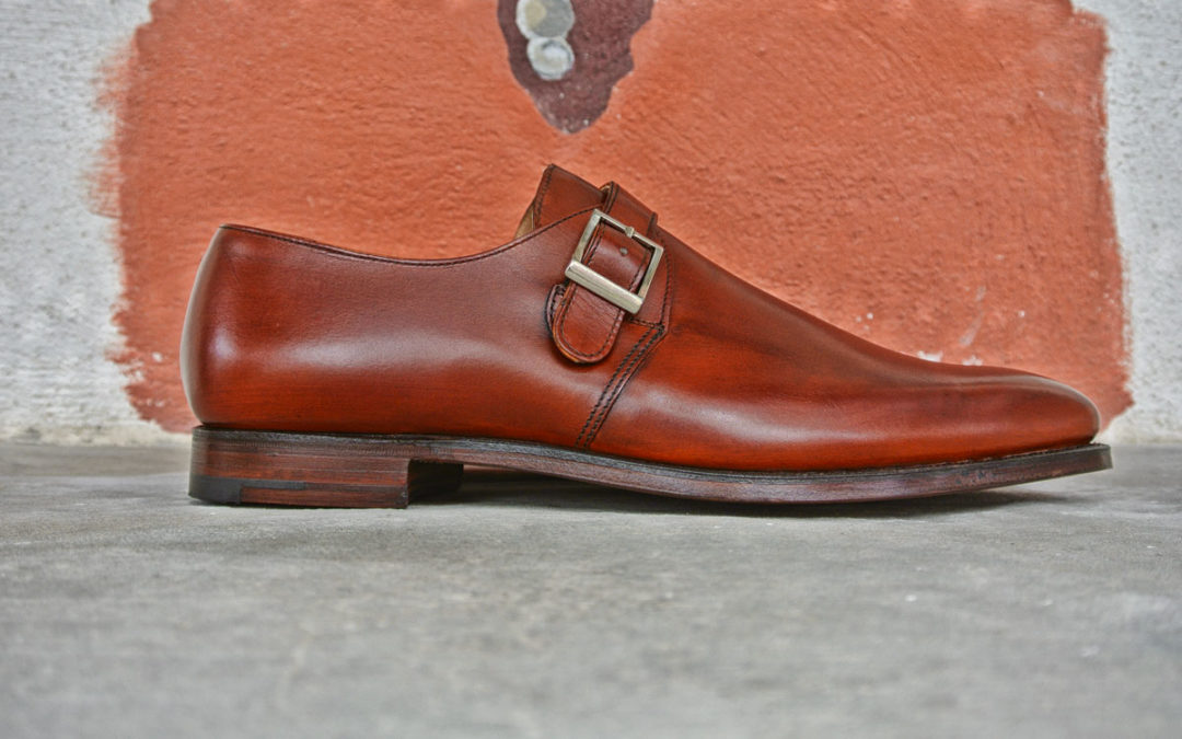 Crockett & Jones Monk Shoe @ Christian Boehne