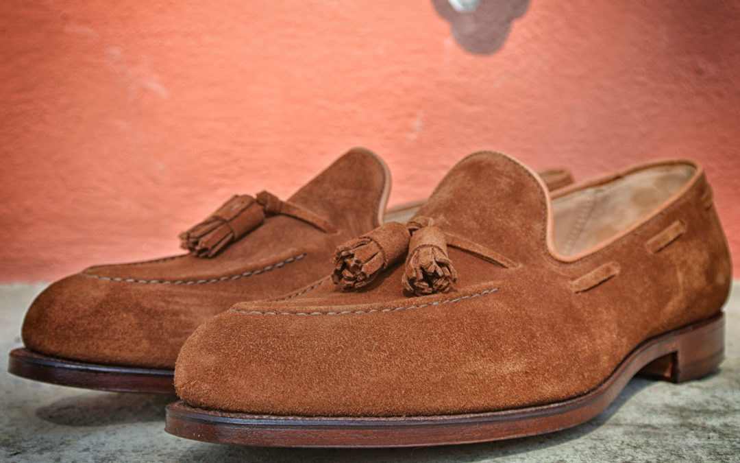 Christian Boehne Tasselloafer X  Crockett & Jones