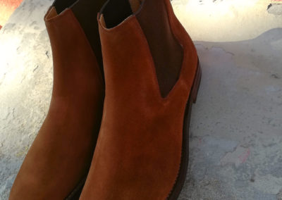 Christian-Boehne-Chelsea-Boot-rough-suede-Crocket-Jones-#010