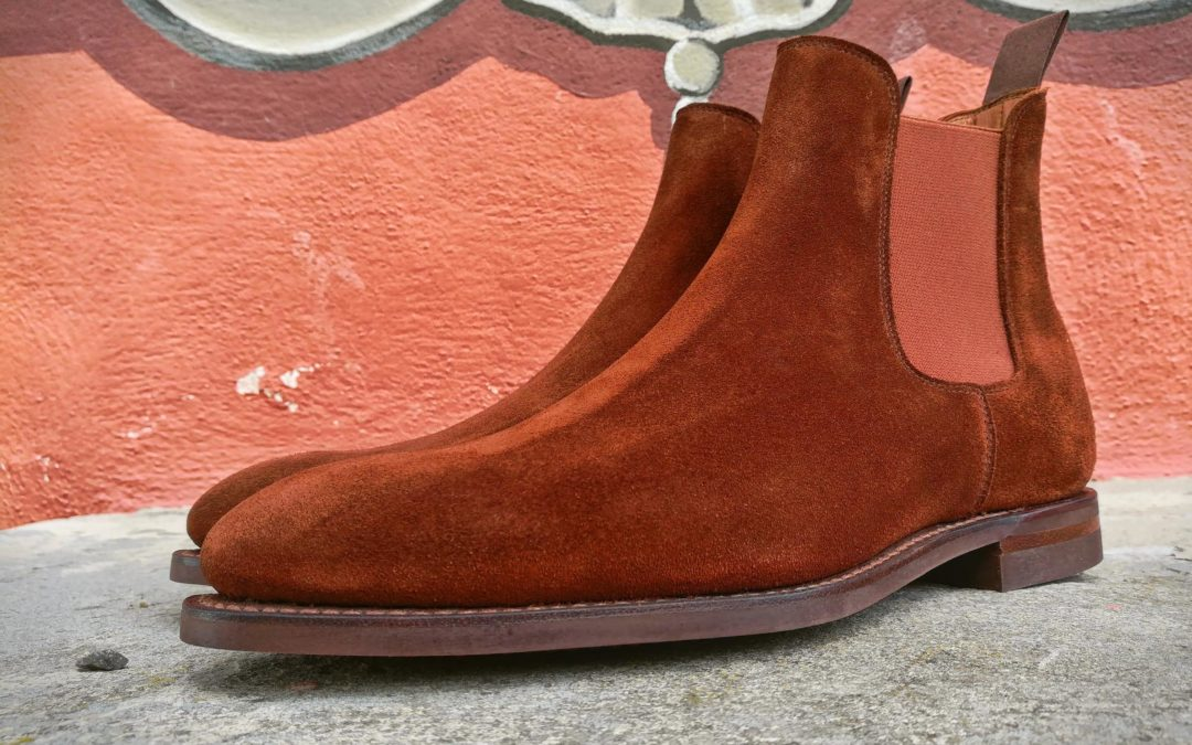 Ladies only / Chelsea Boot Crockett & Jones @ Christian Boehne