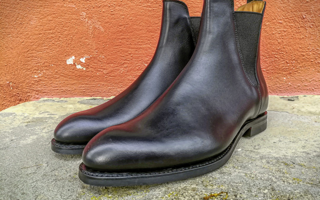 Ladies only Chelsea Boot Crockett & Jones @ Christian Boehne